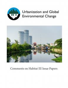 UGEC Habitat III Cover