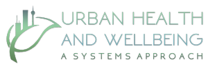 Urban health and wellbeing logo